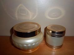 Vintage Merle Norman Sheer Translucent Face Powder Round Box and Luxiva | eBay