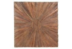"""47"""" Wooden Wall Panel"""