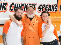 The Great Food Truck Race, Season 5: Chatty Chicken : Food Network - FoodNetwork.com
