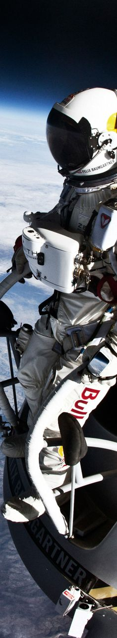 Baumgartner... For those of you that have done everything... Here you go ;)