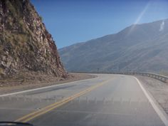 Jujuy, Ruta 9 Camino a Purmamarca
