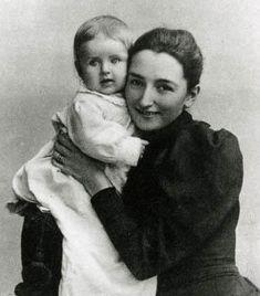 Aino with Eva 1893