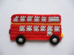 Check out our crochet application selection for the very best in unique or custom, handmade pieces from our stuffed animals & plushies shops. Marque-pages Au Crochet, Bonnet Crochet, Crochet Amigurumi, Crochet Motifs, Crochet Blocks, Crochet For Boys, Crochet Squares, Crochet Beanie, Knit Or Crochet