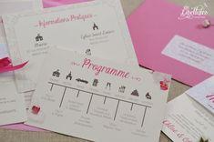 Programme mariage Orchidée rose