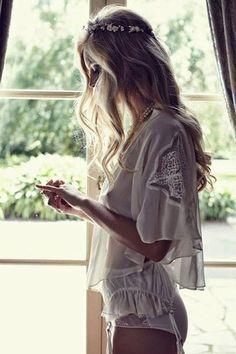 Coiffure bohème avec headband - Les plus belles coiffures bohèmes pour un look branché sous le soleil