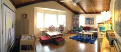 expressive arts therapy room - Google Search