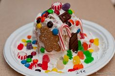 Candy Land house | Flickr - Photo Sharing!