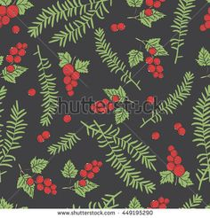 stock-vector-fresh-berries-hand-drawn-seamless-pattern-doodle-background-icon-set-red-berries-sketch-449195290.jpg (450×470)