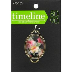 Timeline by Bead Treasures Floral Connector | Shop Hobby Lobby