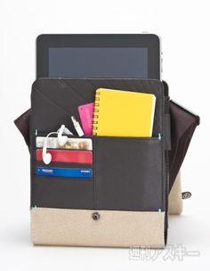 iPad用オシャレなバッグ