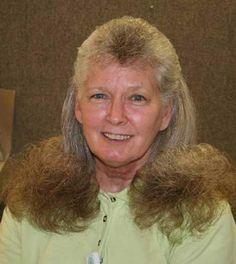 Poodle Hair:...Get more of us>>>.HAIR NEWS NETWORK on Facebook... https://www.facebook.com/HairNewsNetwork