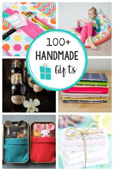 100 Handmade Gifts To Make This Christmas Or For Birthdays Any Occasion