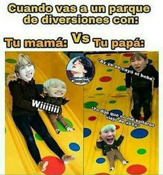 Page 3 Read Frases Vergas :v from the story Vharem by TaehyungNgw (Taehyung) with reads. Taehyung Selca, Bts Jungkook, Bts Funny, Funny Memes, Funny Videos, K Pop, Vkook Memes, Taekook, Bts Dancing