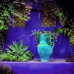 Jardin Melancholia, Marrakech