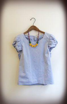 Miranda necklace T Shirts For Women, Summer, Tops, Fashion, Summer Time, Moda, La Mode, Shell Tops, Fasion