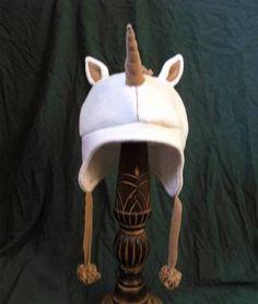 Animal hats! Unicorn, Giraffe, and Cal Bear (pic heavy) - CLOTHING