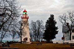 Marblehead Lighthouse. by Rudy Reddish, via 500px