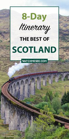 The Best of Scotland in One Week: An EPIC Scotland Itinerary This Scotland itinerary includes all the bucket-list worthy highlights of Scotland, tons of practical advice, a map + a FREE e-book! Scotland Travel Guide, Scotland Road Trip, Scotland Vacation, Places In Scotland, Visiting Scotland, Ireland Travel, Places To Travel, Places To See, Best Of Scotland