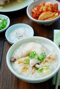 Korean Bapsang - a Korean mom's home cooking