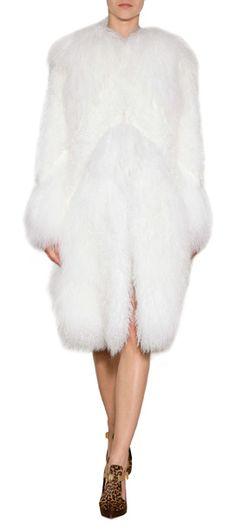 Ralph Lauren Collection Shearling Coat $10,625.......