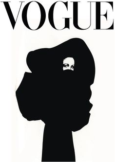 Vogue goes black & white #HowToWear #Monochrome