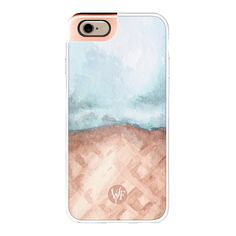 Ice Cream Everywhere - Blueberry by Wonder Forest - iPhone 6s... (200 MYR) ❤ liked on Polyvore featuring accessories, tech accessories, phone, phone cases, iphone case, iphone cover case, apple iphone cases, clear iphone cases and iphone cases