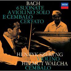 알라딘: 바흐 : 바이올린과 하프시코드를 위한 6개의 소나타 BWV1014-1019 [2CD]