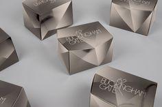 Packaging projects. Buckingham Gate - dn&co.