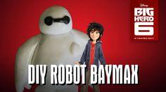 DIY Big Hero 6 Robot Baymax
