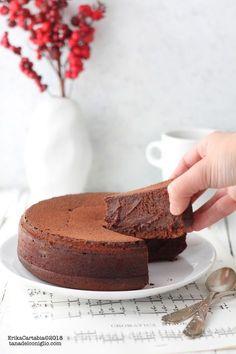 """Blog di cucina con ricette facile e golose. Su """"La tana del coniglio"""" troverai tante ricette appetitose adatte a tutti i gusti! Gourmet Desserts, No Bake Desserts, Delicious Desserts, Brownie Recipes, Cake Recipes, Dessert Recipes, Chocolate Sweets, Chocolate Recipes, Cake Cookies"""
