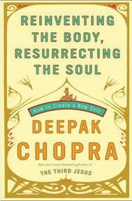 "Deepak Chopra - I have enjoyed everything I read by him! He's my ""Guru""!"