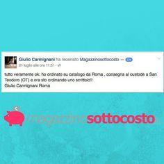 Scarica anche tu il Catalogo con TUTTI i prezzi e guardalo comodamente sul tuo smartphone o tablet  Vai su magazzinosottocosto.it  (link nel profilo)  #sardegna #mobili #recensioni #arredamento #opinioni #sassari #nuoro #cagliari #oristano #lamaddalena #carbonia #iglesias #arbatax #alghero #lanusei #olbia #costarei #portotorres