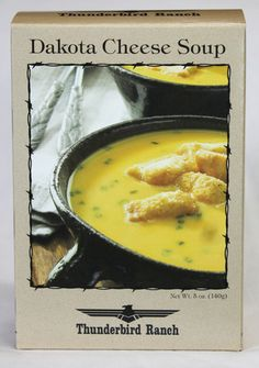 Dakota Cheese Soup – Thunderbird Ranch Gourmet Foods