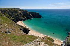 Photo of Pentire Steps beach, Cornwall