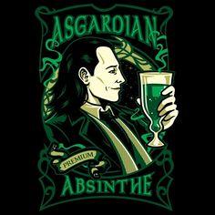 The green Loki.