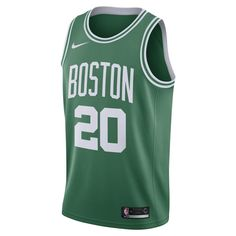a569987330b Gordon Hayward Icon Edition Swingman (Boston Celtics) Men s Nike NBA  Connected Jersey Size S (Clover)