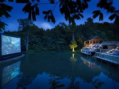 Movie Night Will Never Be The Same Again After Staying At This Tropical Five Star