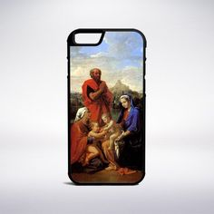 Nicolas Poussin - Adoration Of The Shepherds Phone Case – Muse Phone Cases