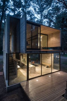 architecture #modern #woods | Architecture, Decoration and Modern on