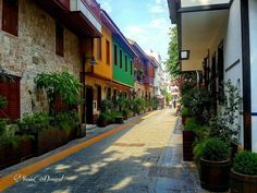 Antalya'dan kareler... Fotoğraf: Yasin Demiral
