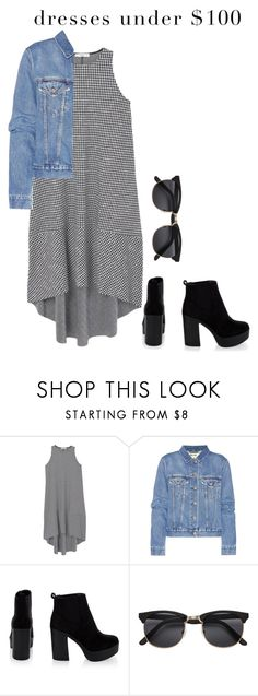 """""""Untitled #85"""" by axivq on Polyvore featuring MANGO, Acne Studios and H&M"""