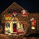 Landscape Lighting Christmas Led Projector light with Moving/Still Images for All Year Festival Decoration Indoor... christmas deals week