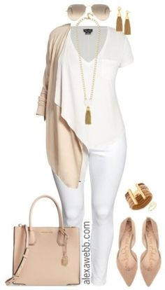 Casual but comfy plus size fall outfits ideas 34