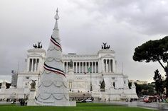 Albero di Natale - Piazza Venezia, Roma - 2012