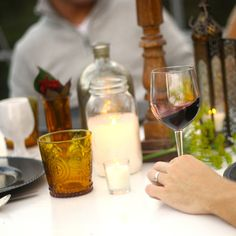Sustainable Fall dinner party