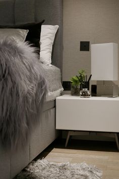 Working on projects like Faraday House, every detail is considered, right down to what goes on the nightstand. Find out how to transform your home with BoConcept's free interior design service.