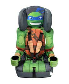 Teenage Mutant Ninja Turtle Car Seat