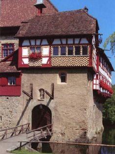 Hagenwil Castle - Amriswil, Switzerland
