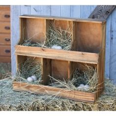 good idea for next nesting box