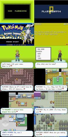 Pokemon iridescent walkthrough